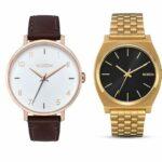 Los mejores relojes Nixon para mujer